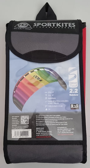 "Lenkdrachen ""2.2 Rainbow"""