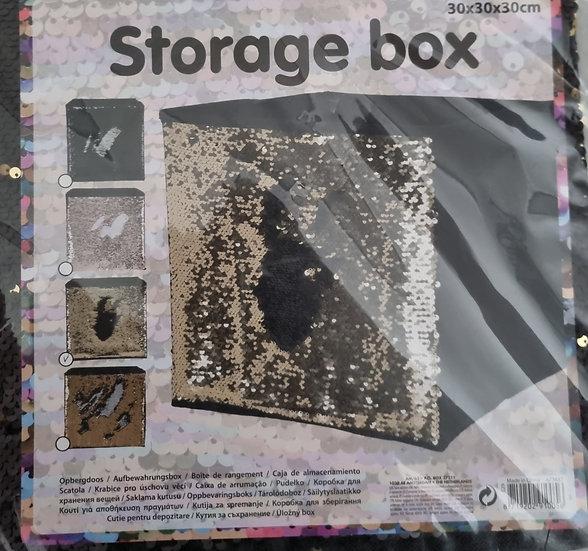 Aufbewahrungsbox 30x30x30
