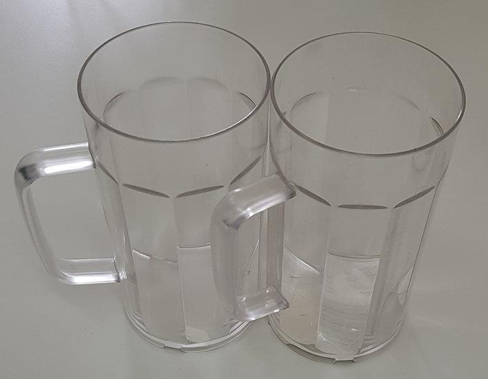 Bierglas Kunststoff 0,3l/ Stk.