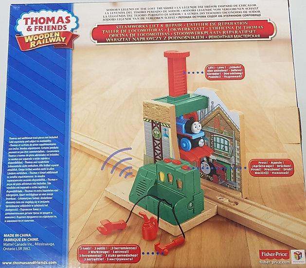 Lokwerkstatt Thomas & Friends