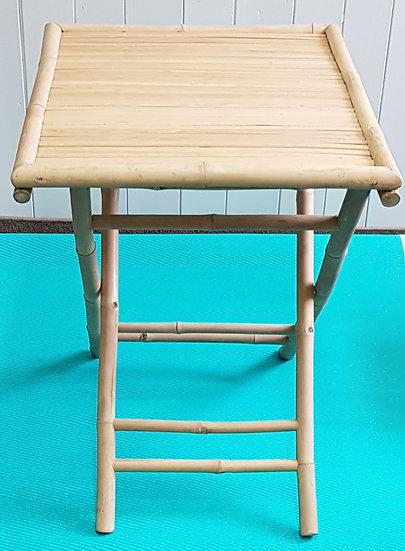 Bambus Tisch Klappbar