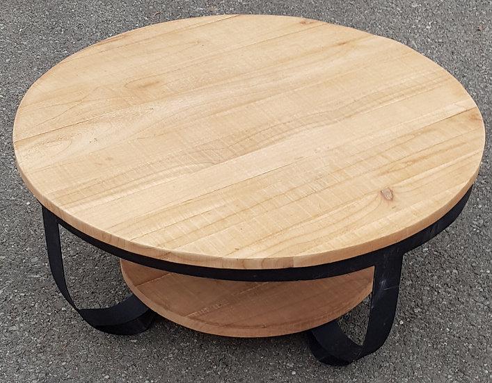 Balkontisch Holz/Metall