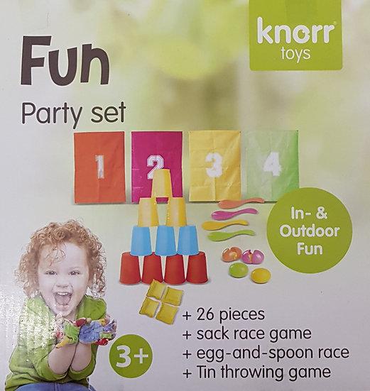 Party Fun Set 26 tlg.