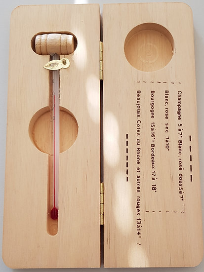 Wein Thermometer