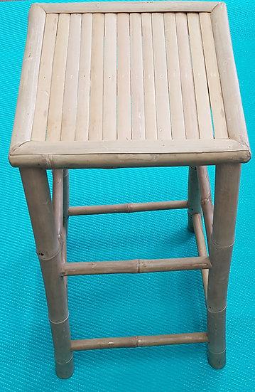 Bambus Barhocker