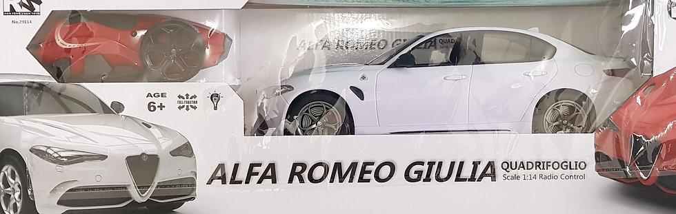 Alfa Romeo 6+