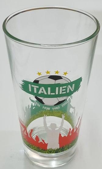 "Weltmeisterglas ""Italien"""