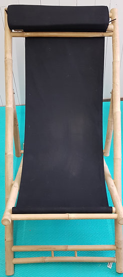 Bambus Liegestuhl 135 x 60 cm