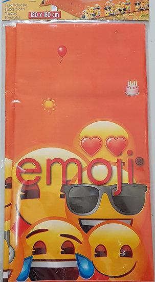 """Tischdecke """"Emoji"""" 120 x 180cm"""