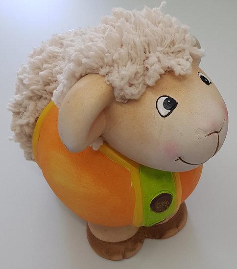 Schaf Porzellan