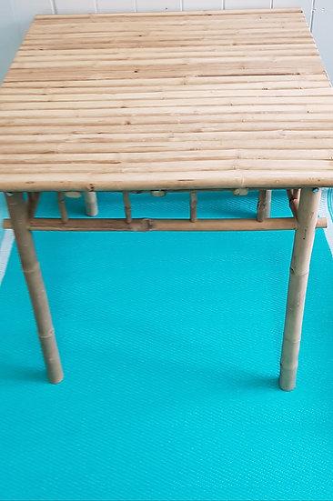 Bambus Tisch gross