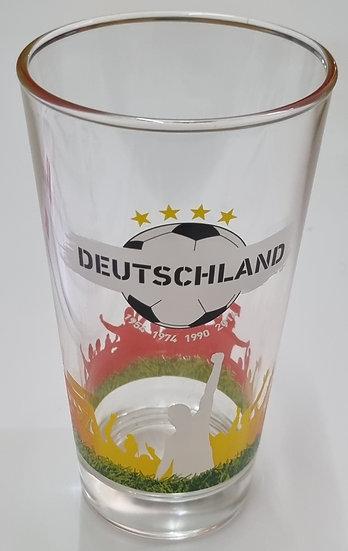 """Weltmeisterglas """"Deutschland"""""""