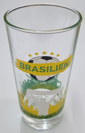 "Weltmeisterglas ""Brasilien"""