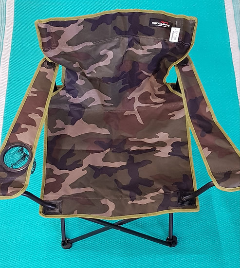 Camping Stuhl Camouflage