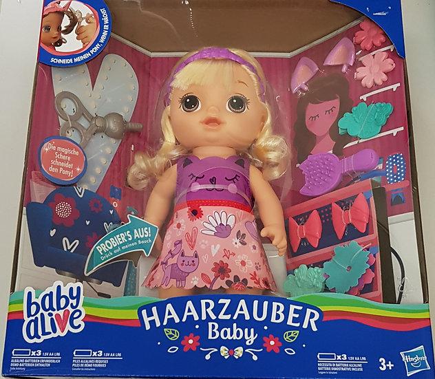 Haarzauber Baby 3+
