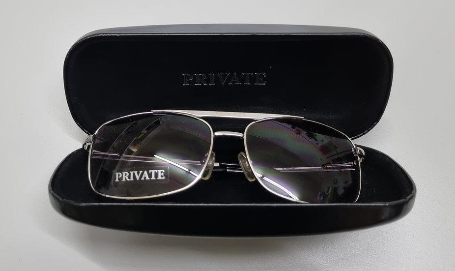 """Sonnenbrille """"Private"""""""