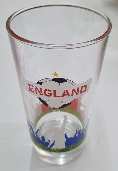 """Weltmeisterglas """"England"""""""