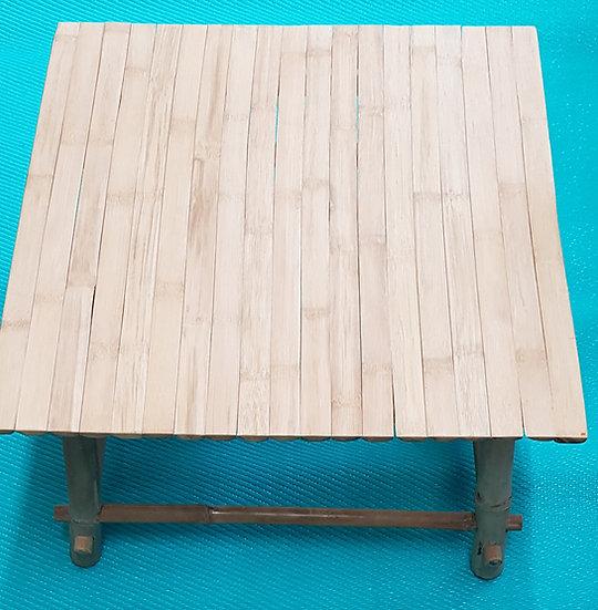Bambus Tischchen