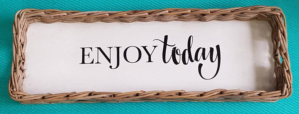 "Korb ""Enjoy Today"""