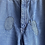 Thumbnail: 1970's Organically Grown High Rise Repaired Denim Jeans