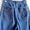Thumbnail: 1970's Jeanetics High Rise Denim Jeans
