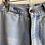 Thumbnail: 1970's La Disco Light Wash Denim Bell Bottom Jeans