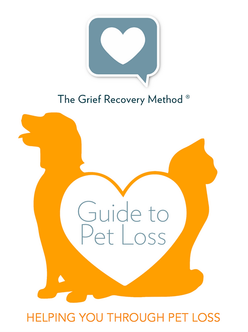 Ebook: Guide to Pet Loss