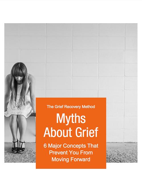 Ebook: The Major Myths about Grief