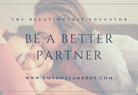 You will be a partner more than once...here's how to be a better one!