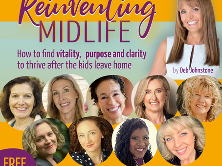 [Interview series] Ditch middle life mayhem and find new purpose