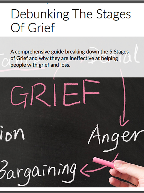 Ebook: Debunking the Stages of Grief