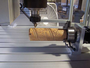 Rotary Attachment for CNC