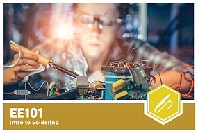 EE101: Intro to Soldering