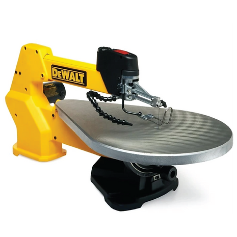 Dewalt Variable-Speed Scroll Saw