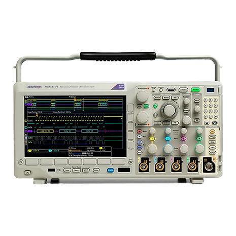 Tektronix MDO3024 Oscilloscope