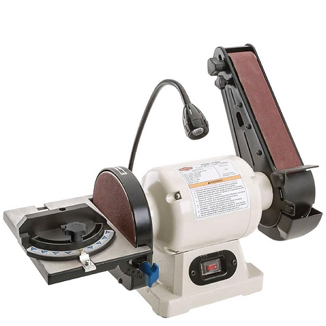 Shop Fox Belt & Disc Sander