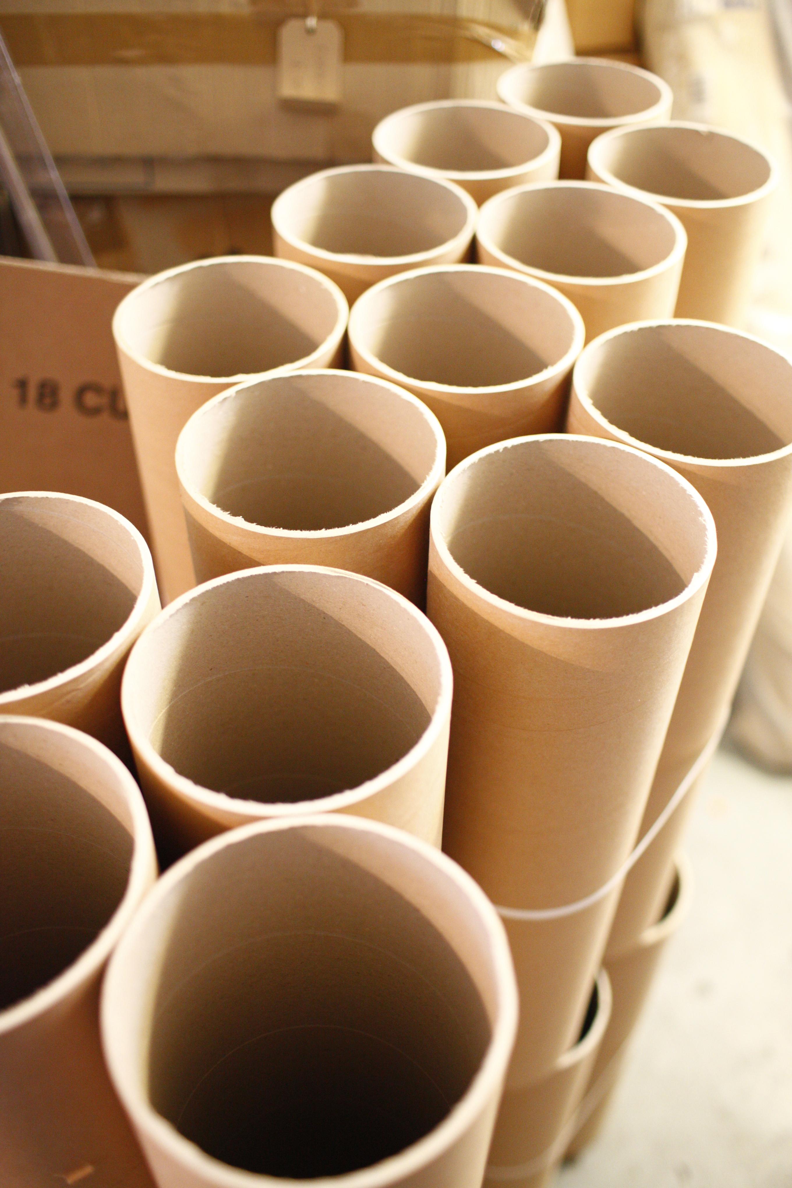 Packing tubes