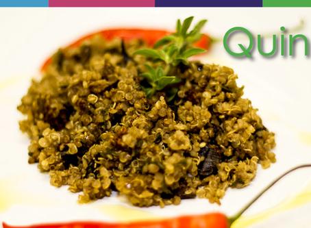 + Quinoa