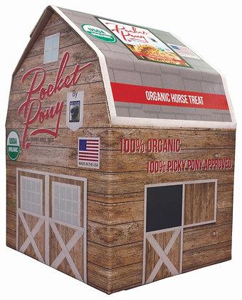 Pocket Pony 44 oz Oatmeal & Molasses