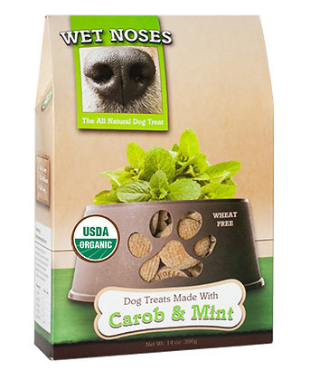 Wet Noses Carob Mint 14 oz.