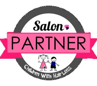 Children With Hair Loss Certified Salon Partner