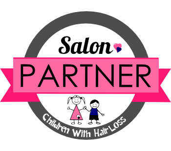 Children With Hair Loss Certified Salon Partner