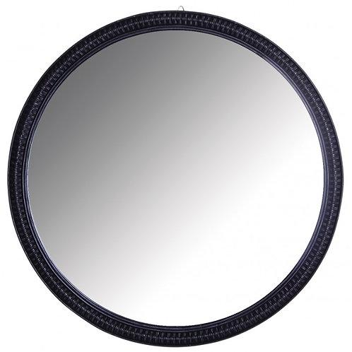 Miroir Rond Rotin - Déco