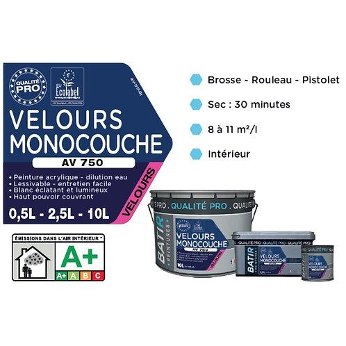 Monocouche Velours BATIR PEINTURES