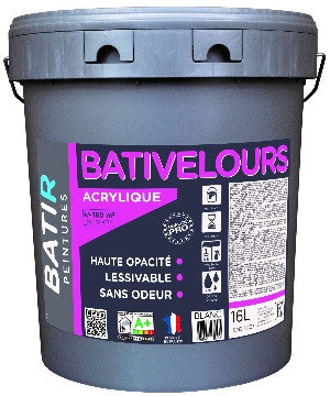 BatiVelours BATIR PEINTURES