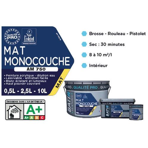 Monocouche Mat BATIR PEINTURES