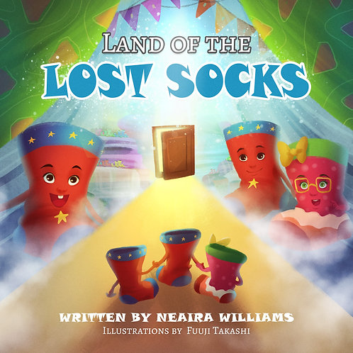 Land of the Lost Socks (Paper Back)