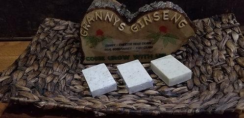 Ginseng Square Shampoo Bar
