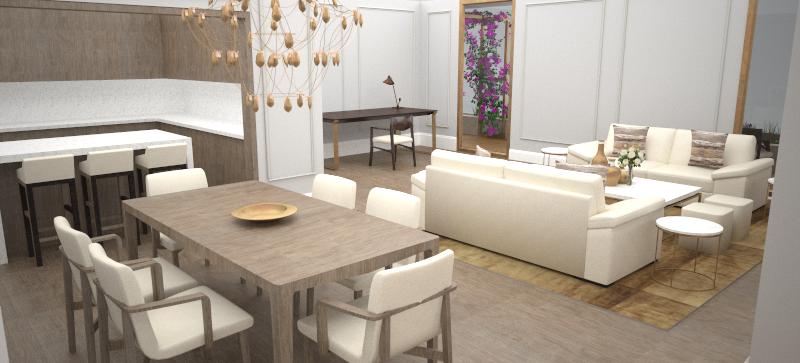 Dining Area | Interior Design