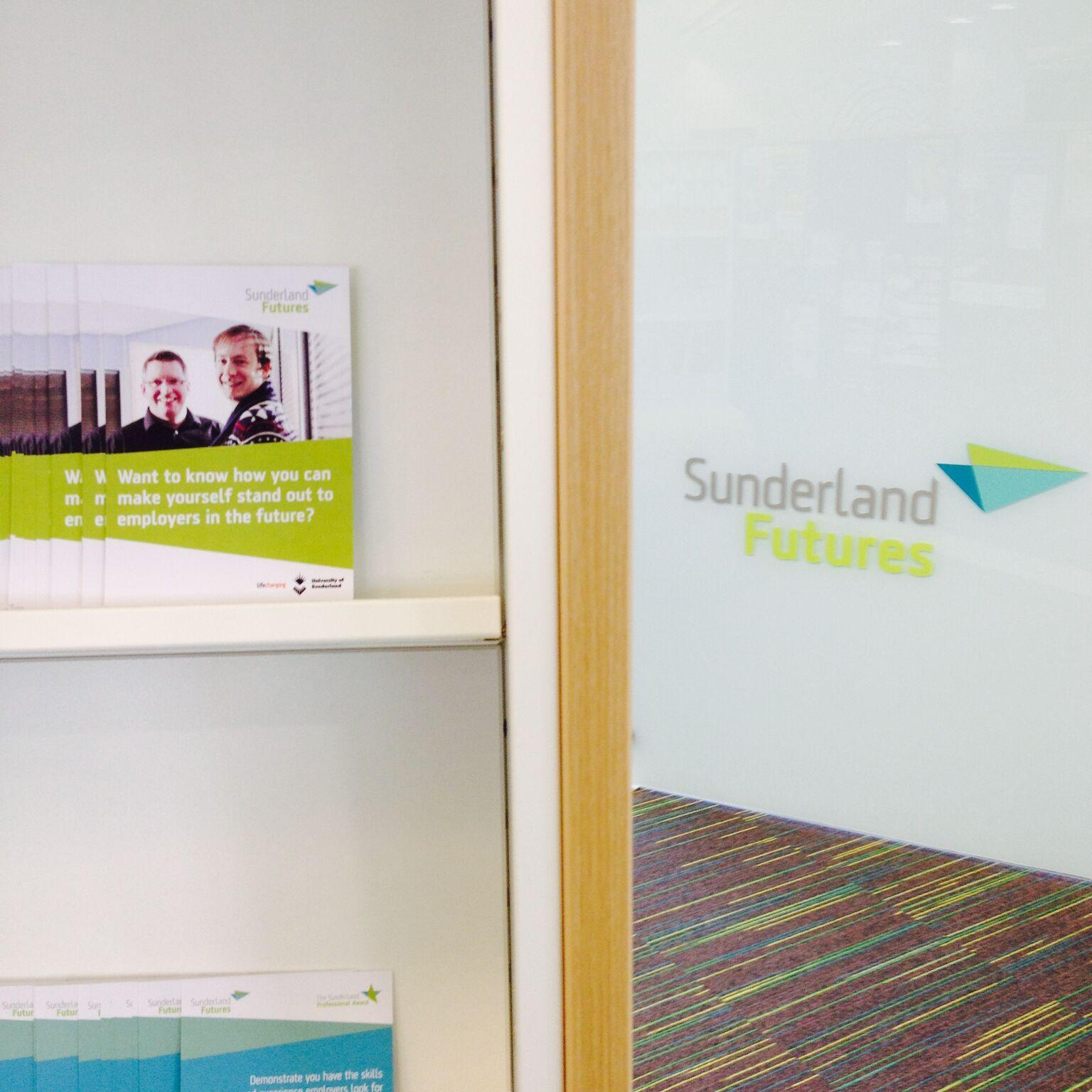New branding Sunderland Futures